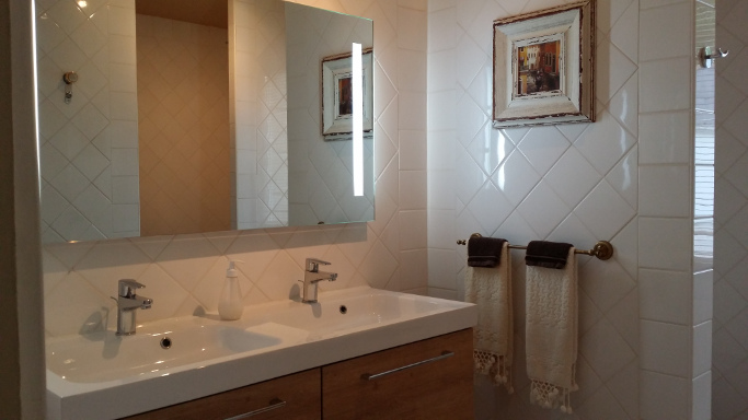 Charme Suite (Bathroom)