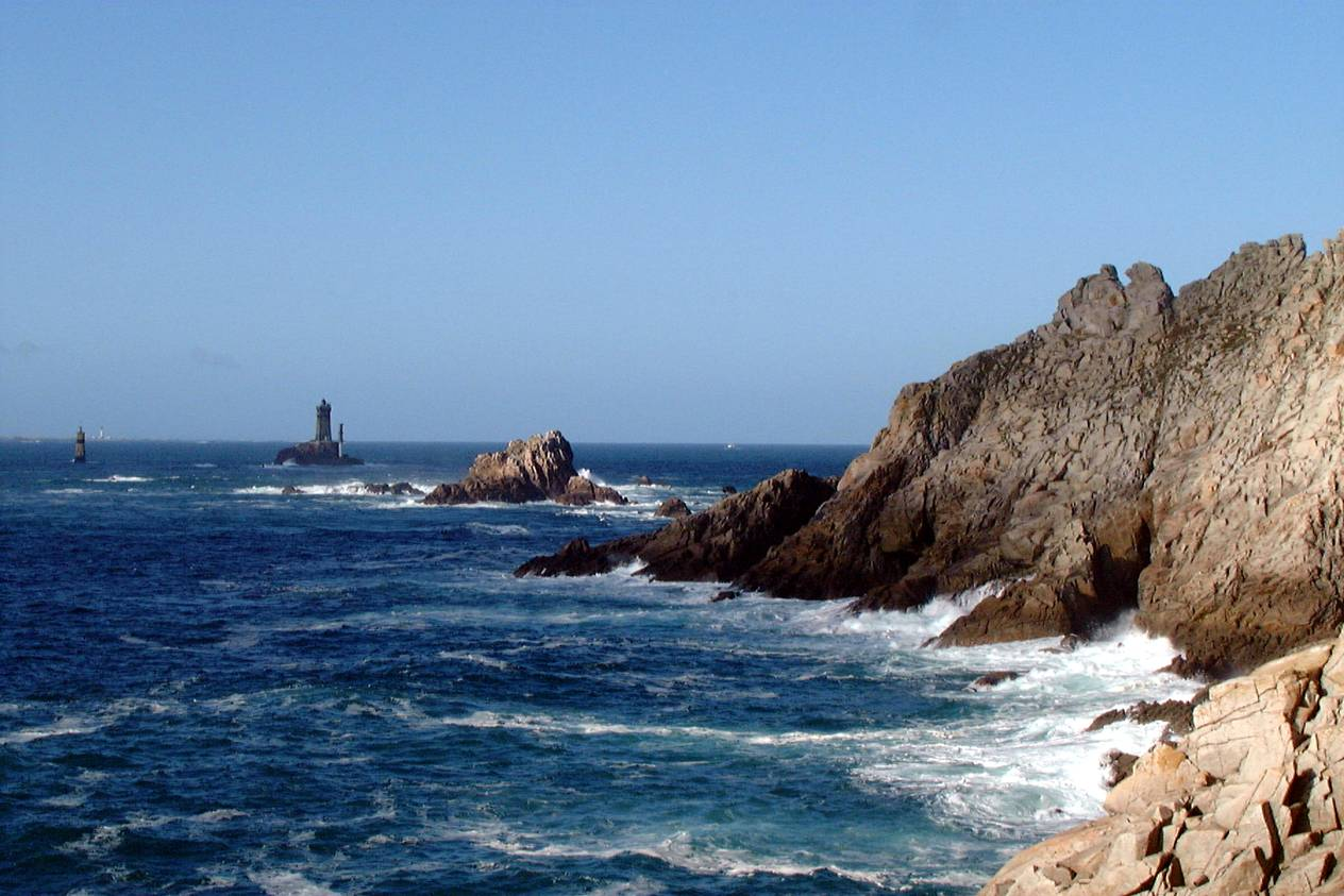 The 'pointe du raz', 20 minutes